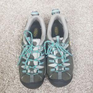 KEEN Targhee II Black Olive Waterproof Hiking Boot